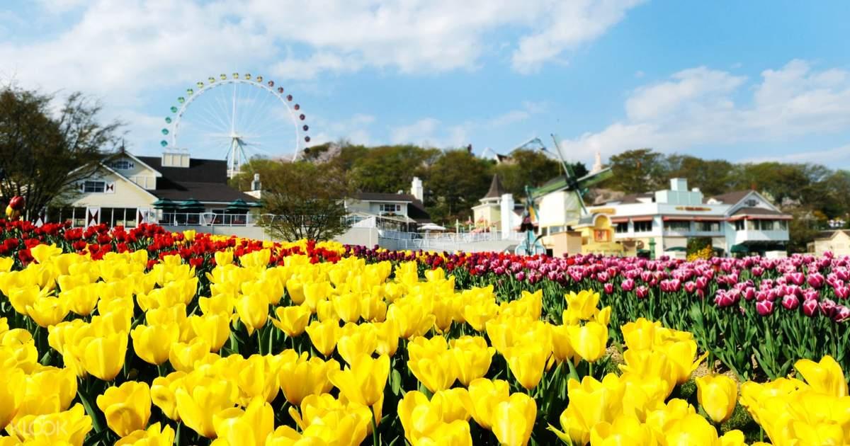 Tiket Everland Korea Theme Park - 1 Day Pass (QR Code